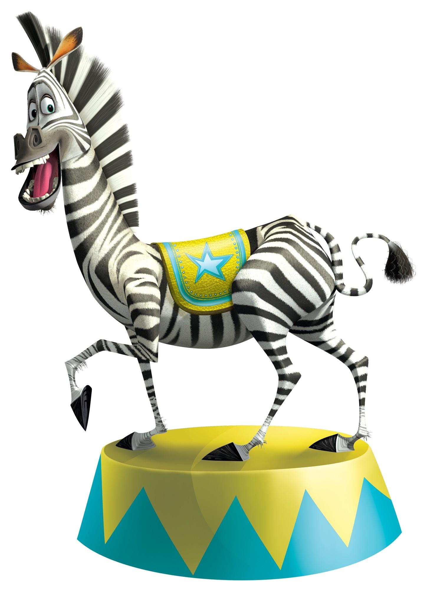 промо-слайды Мадагаскар 3 в 3D Крис Рок,