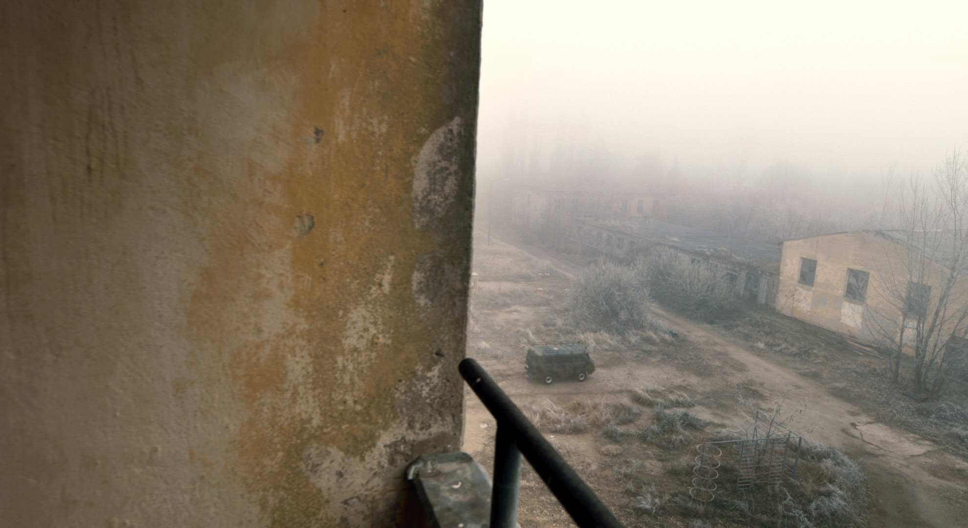кадры из фильма Запретная зона