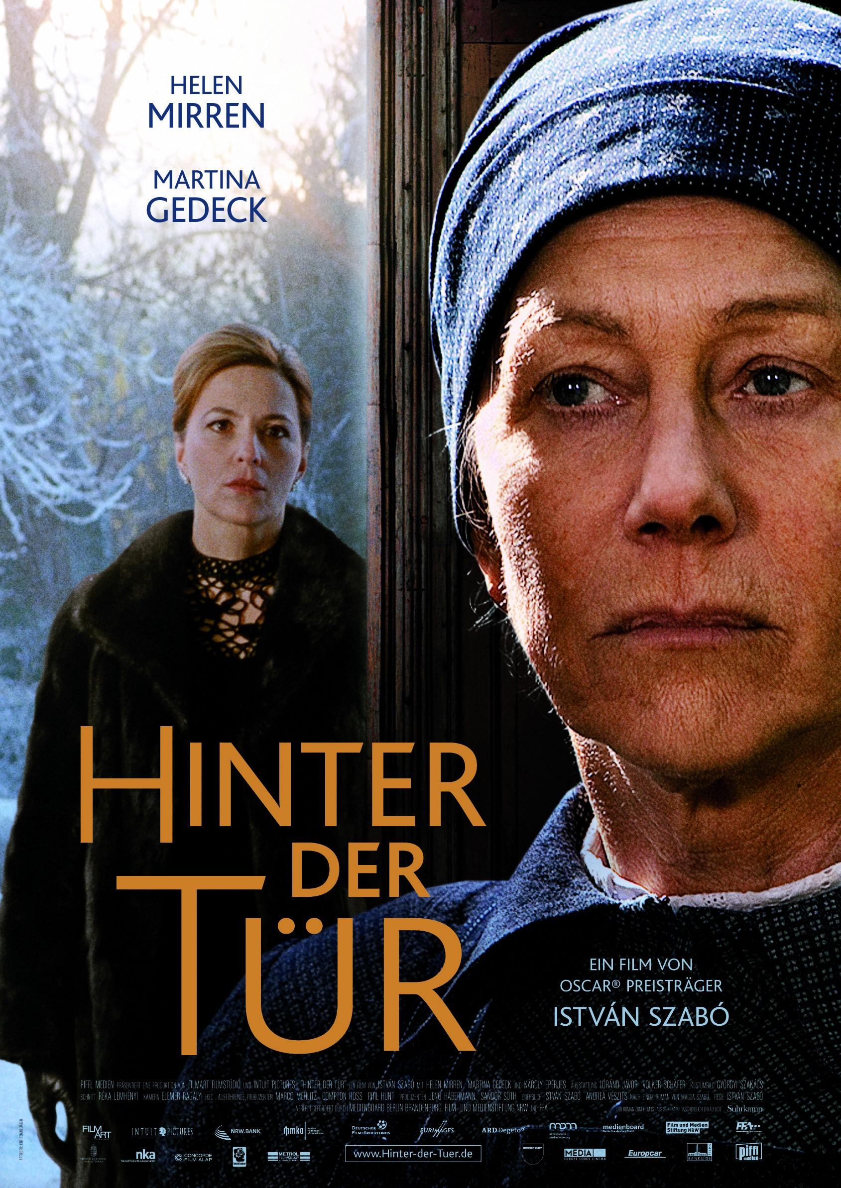 плакат фильма постер Дверь*