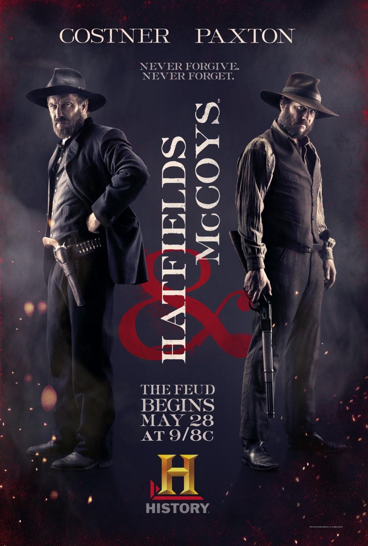 плакат фильма Хэтфилды и МакКои*