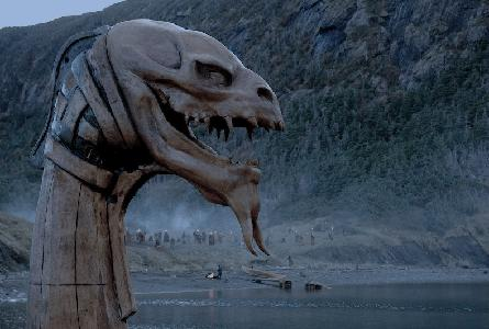 кадры из фильма Викинги