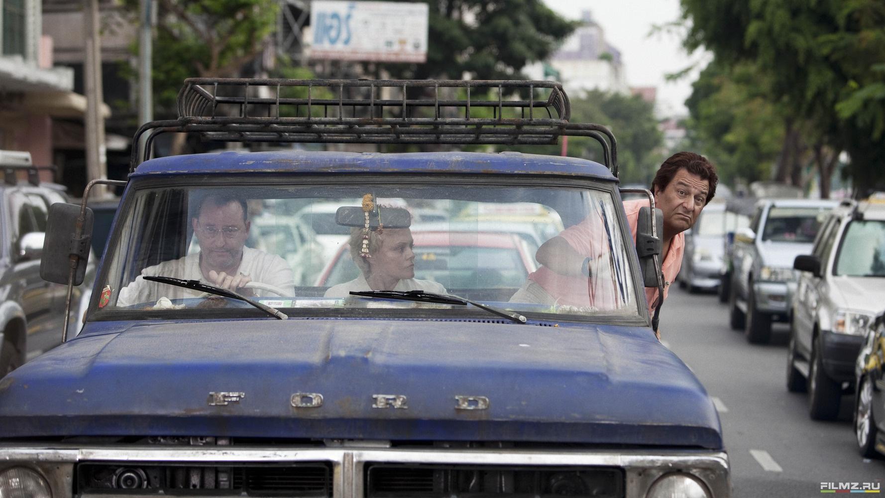 кадры из фильма Папаши без вредных привычек Кристиан Клавье, Мюрьель Роба, Жан Рено,