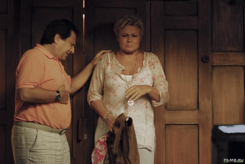 кадры из фильма Папаши без вредных привычек Мюрьель Роба, Кристиан Клавье,