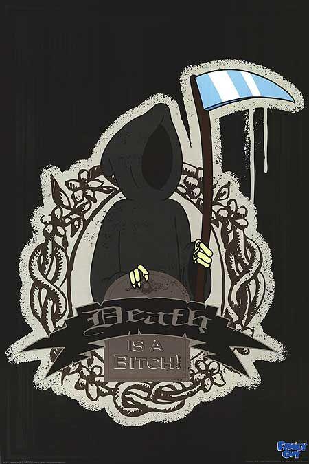 плакат фильма Гриффины