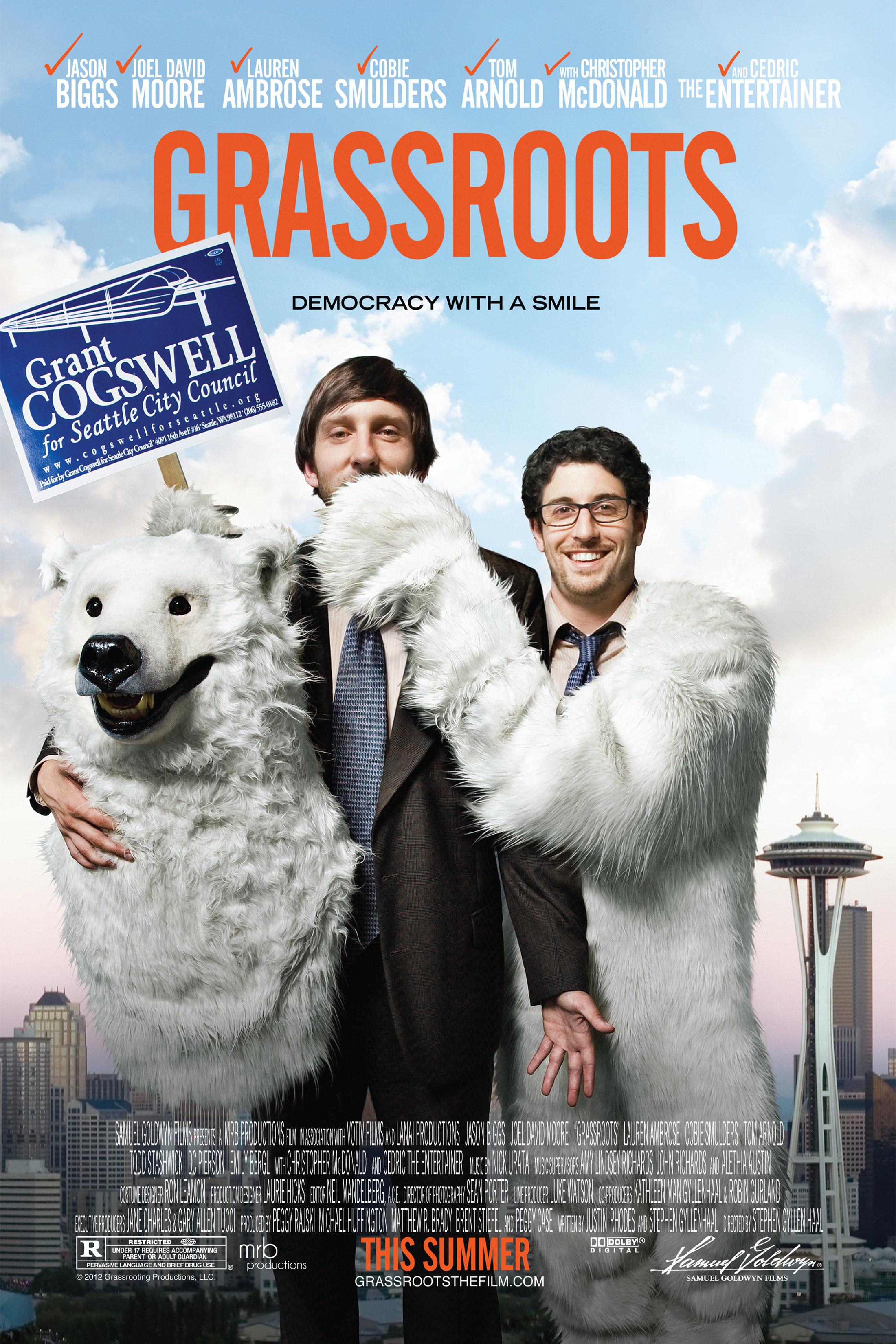плакат фильма постер Кандидат