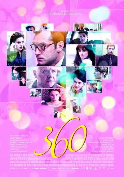 плакат фильма постер Калейдоскоп любви