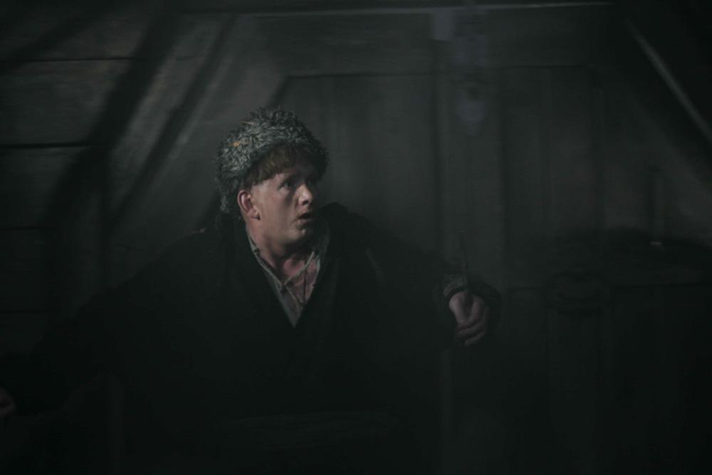 кадры из фильма Вий Алексей А. Петрухин,