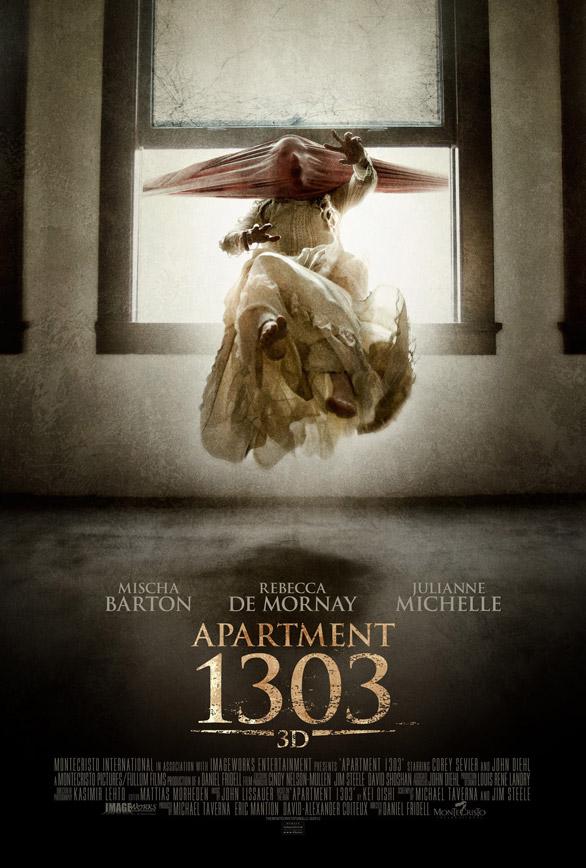 плакат фильма постер Апартаменты 1303