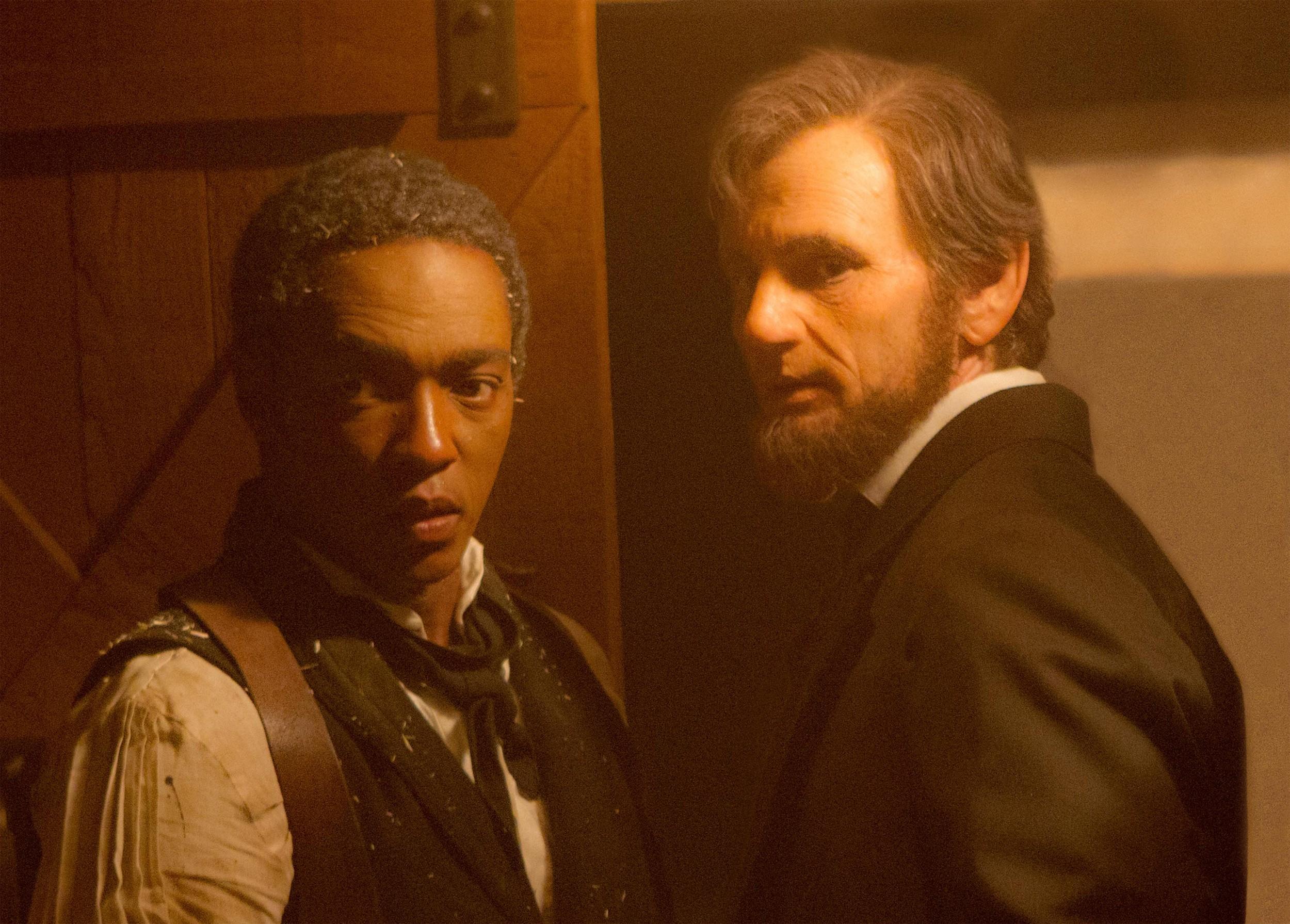 кадры из фильма Президент Линкольн: Охотник на вампиров Энтони Мэкки, Бенджамин Уокер,