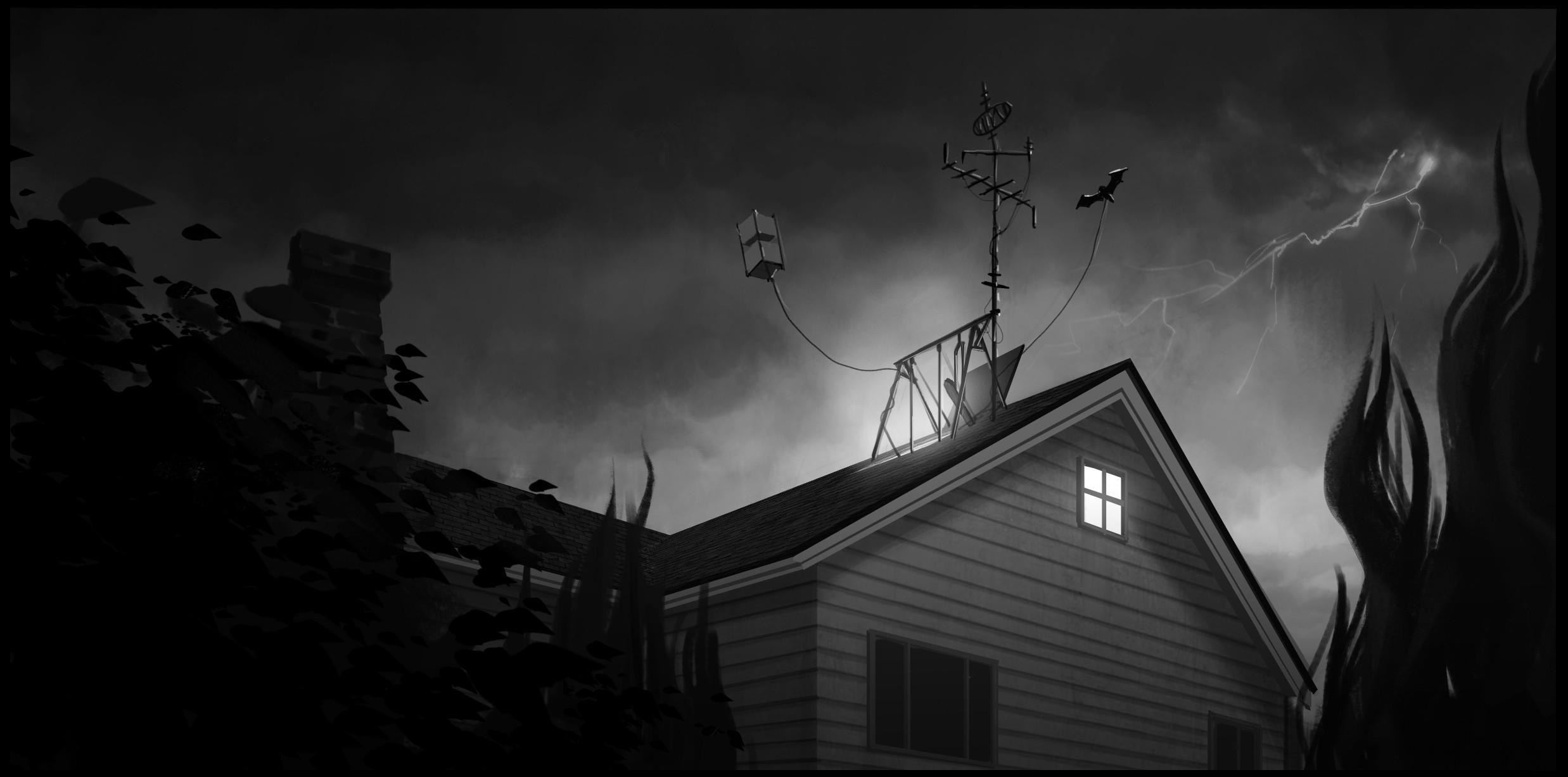 кадры из фильма Франкенвини
