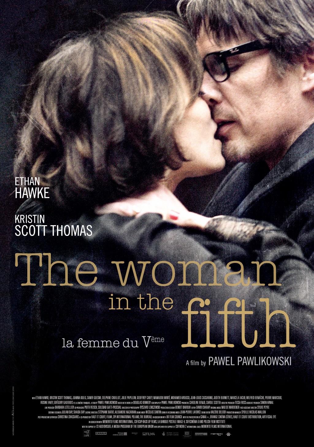плакат фильма постер Женщина из Пятого округа