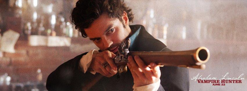 промо-слайды Президент Линкольн: Охотник на вампиров Доминик Купер,