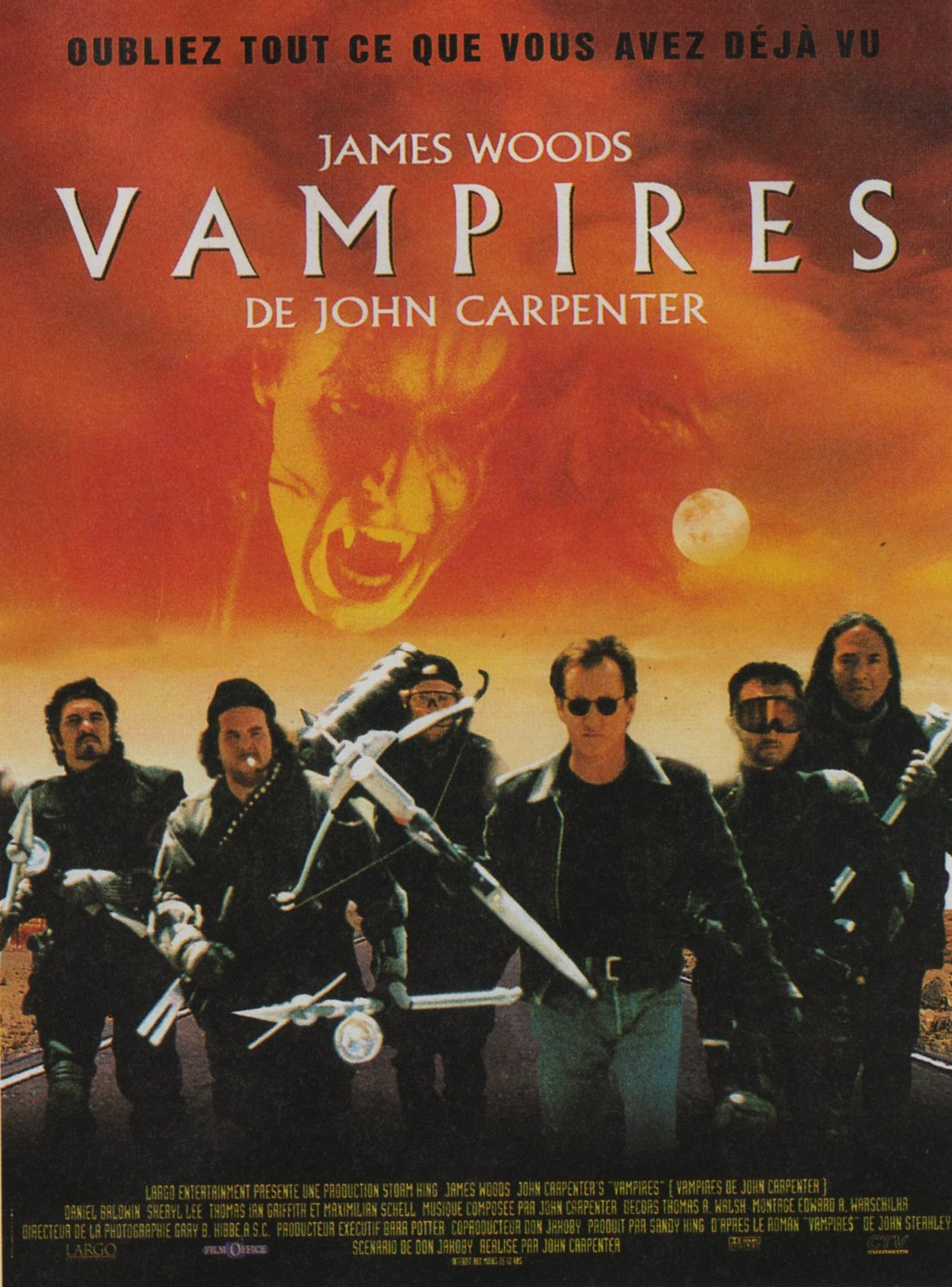 плакат фильма Вампиры