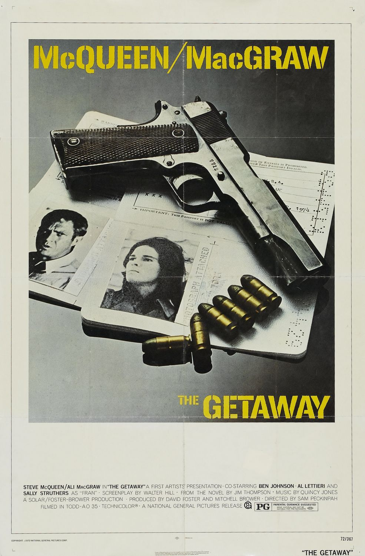 плакат фильма постер Побег