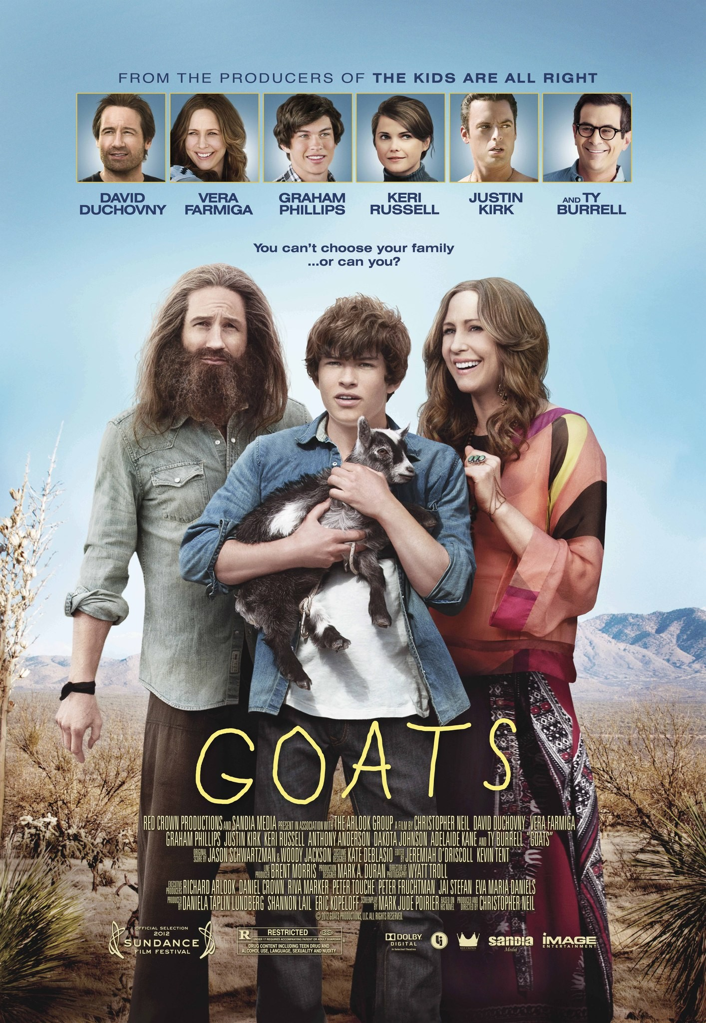плакат фильма постер Козы*
