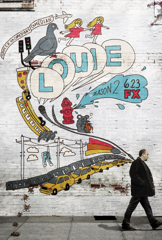 плакат фильма постер Луи*