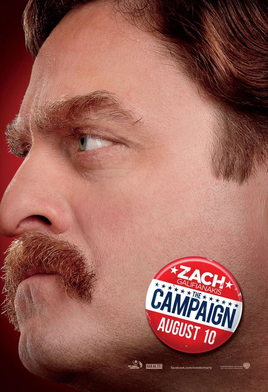 плакат фильма характер-постер Грязная кампания за честные выборы