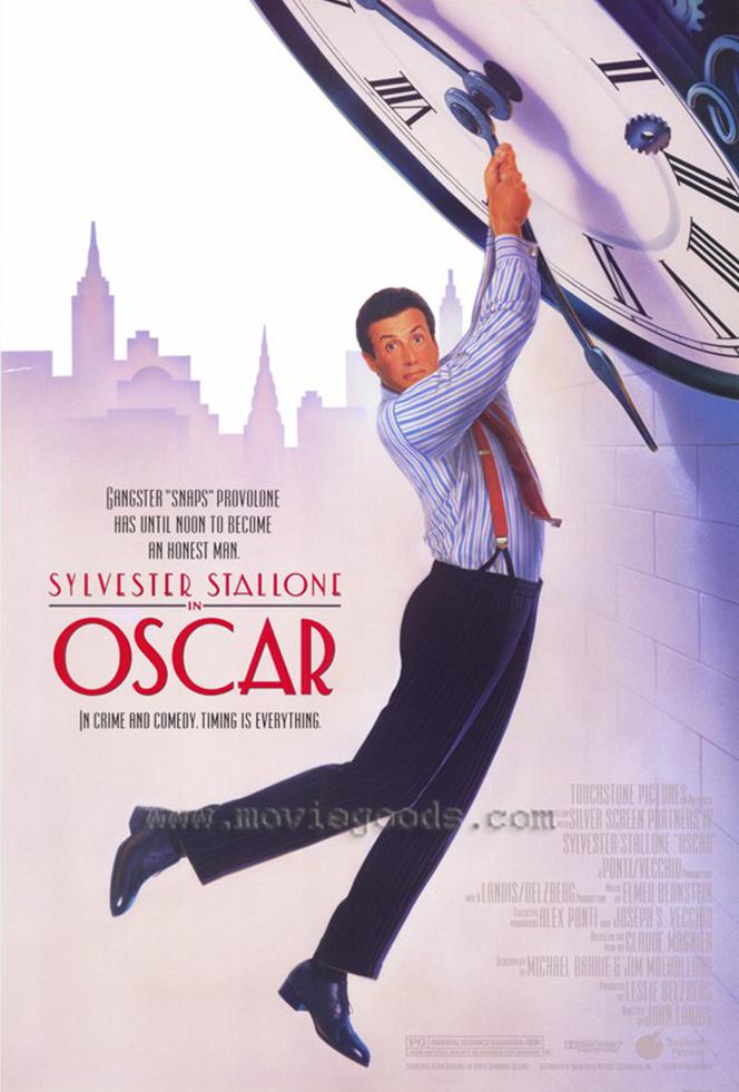 плакат фильма постер Оскар