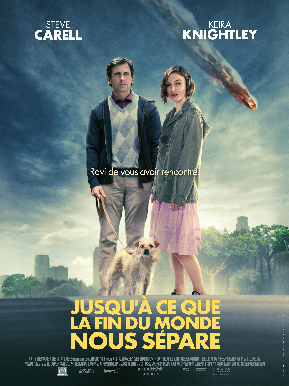 плакат фильма постер Ищу друга на конец света
