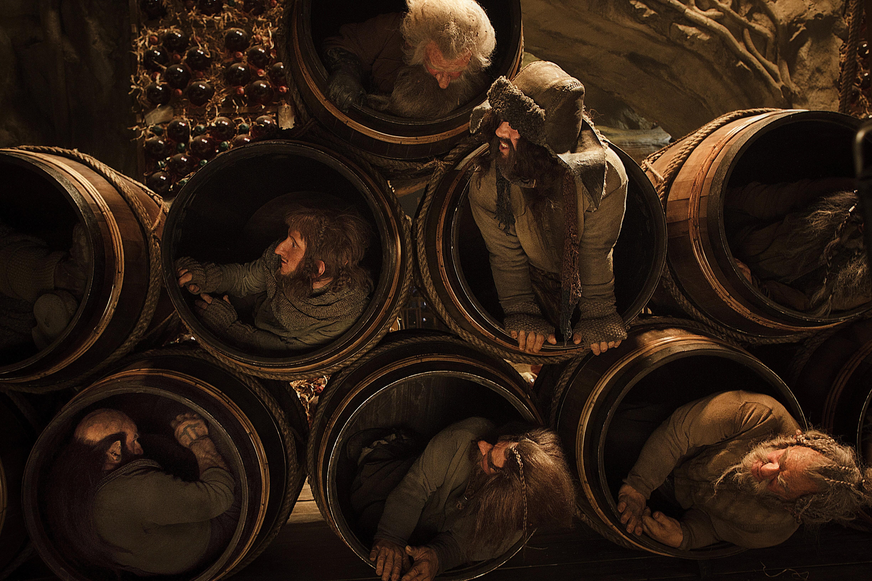 кадры из фильма Хоббит: Нежданное путешествие Грэм МакТэвиш, Адам Браун, Кен Стотт, Джед Брофи, Джеймс Несбитт, Марк Хэдлоу,