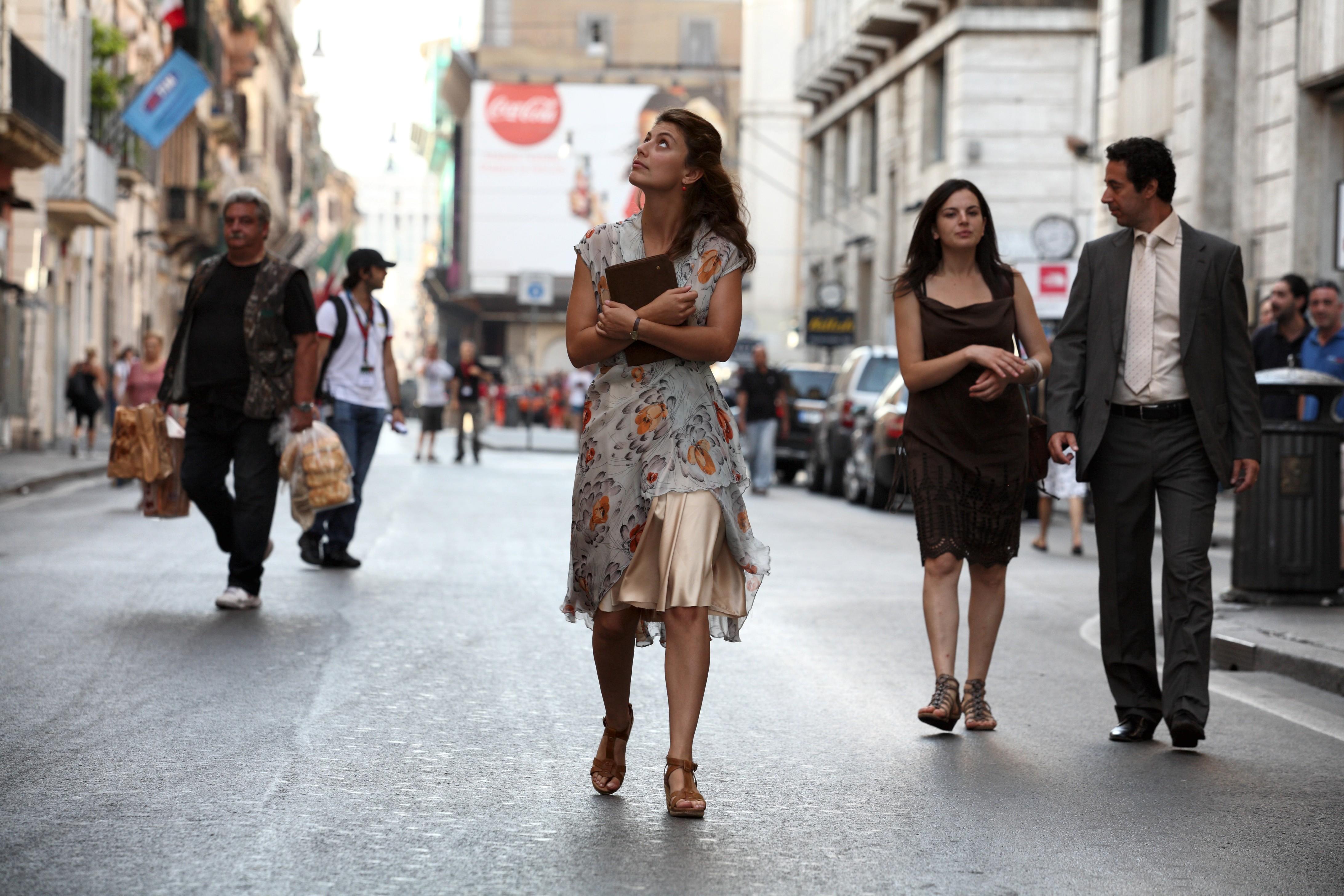 кадры из фильма Римские приключения Алессандра Мастронарди,