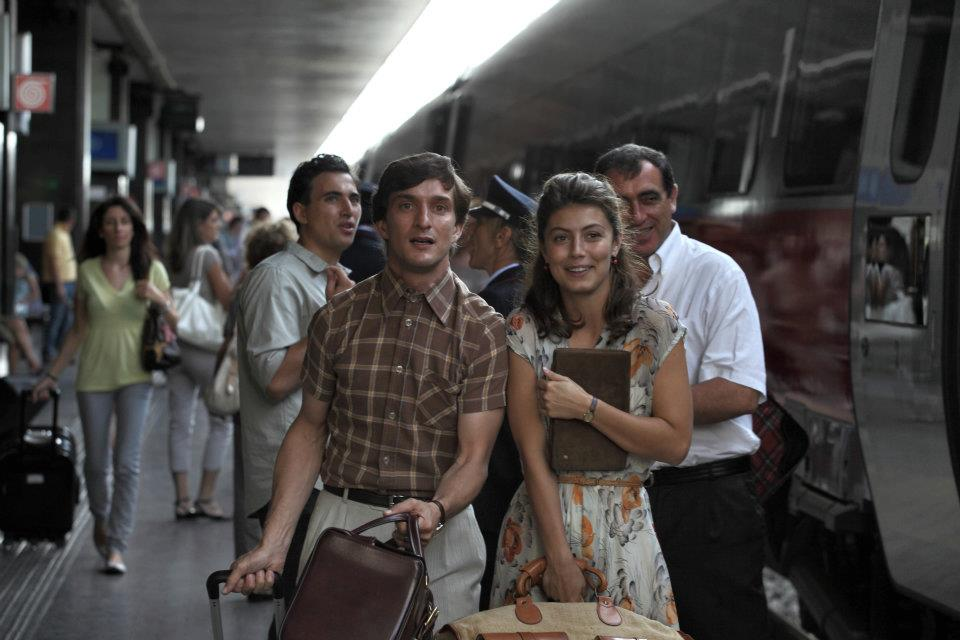 кадры из фильма Римские приключения Алессандро Тибери, Алессандра Мастронарди,