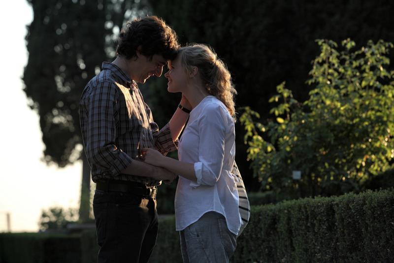 кадры из фильма Римские приключения Флавио Паренти, Элисон Пилл,