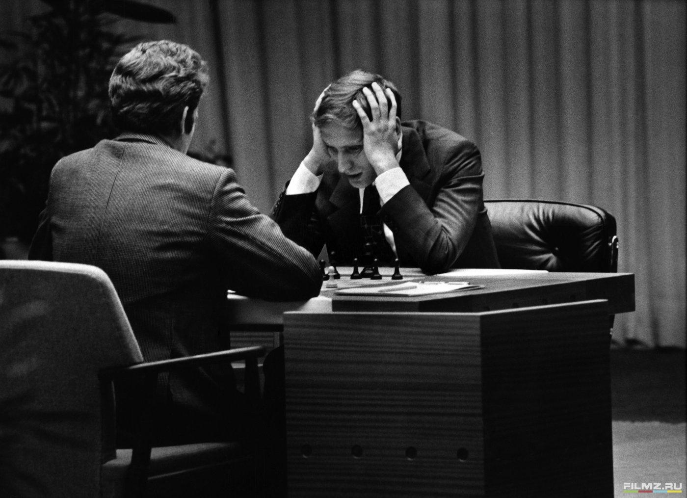 кадры из фильма Бобби Фишер против всего мира Бобби Фишер,
