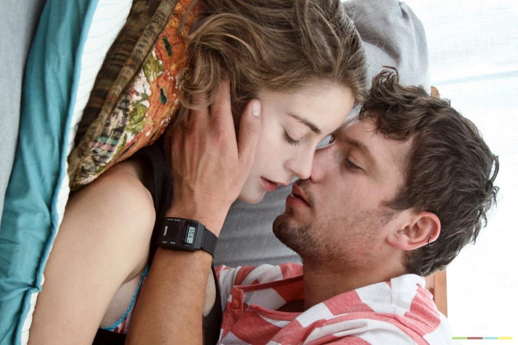 кадры из фильма Дикая киска Алисия Родригес, Фелипе Пинто,