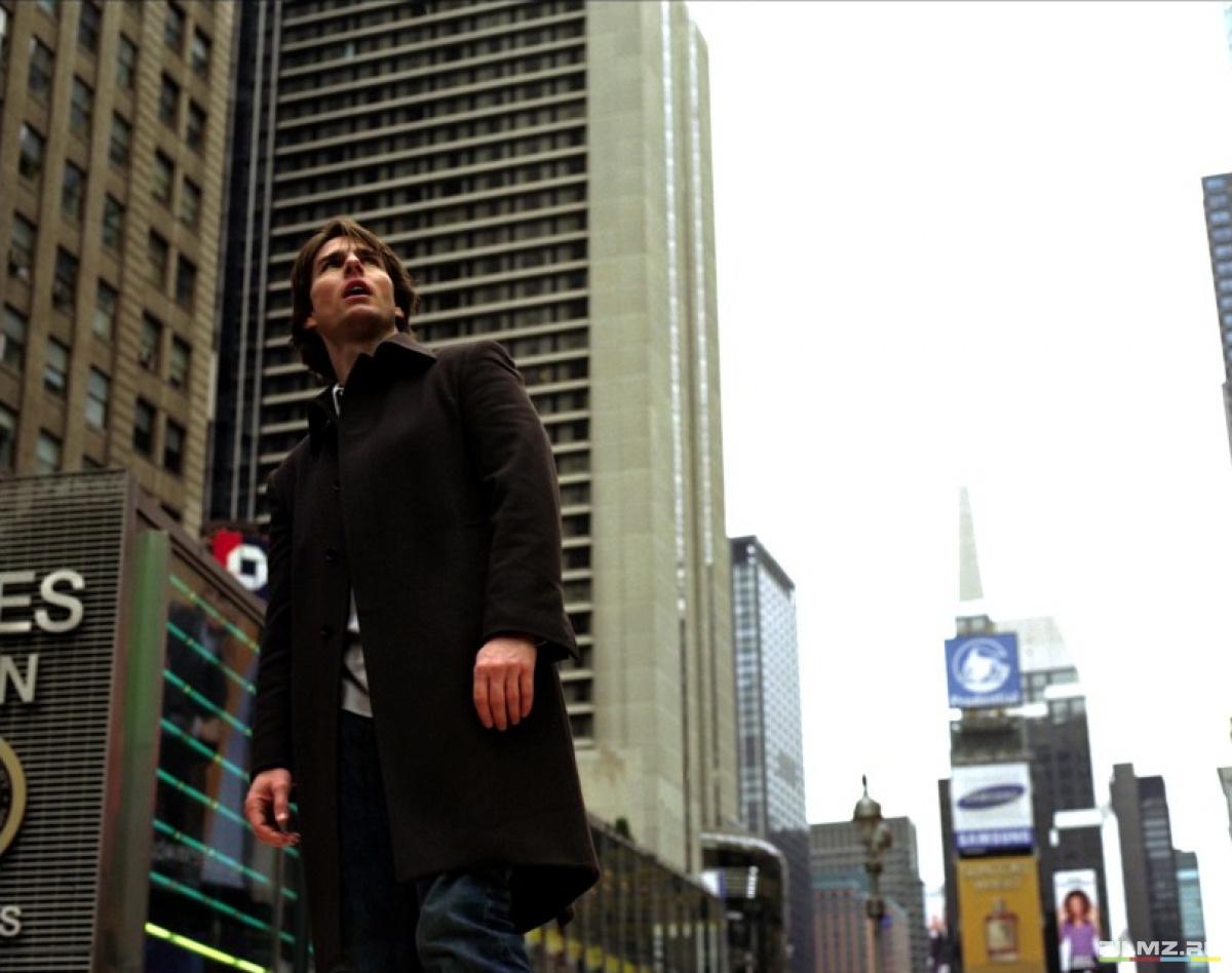 кадры из фильма Ванильное небо Том Круз,
