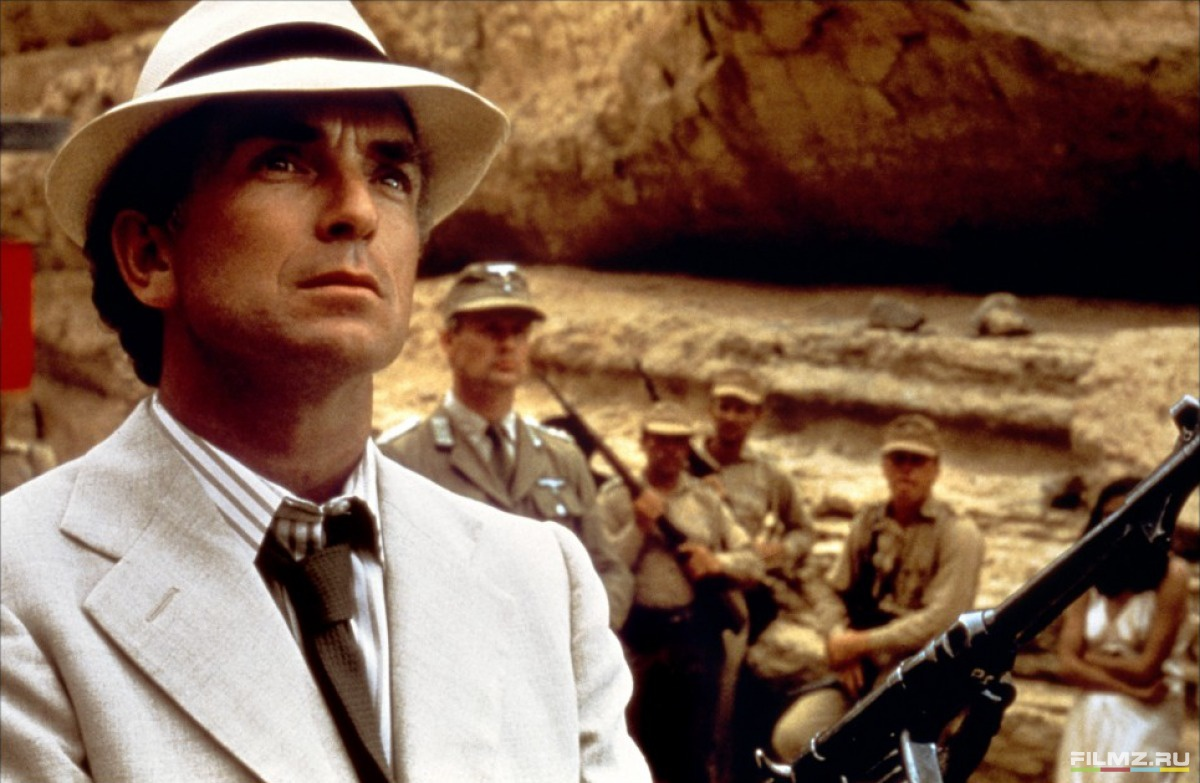 кадры из фильма Индиана Джонс: В поисках утраченного ковчега Пол Фриман,