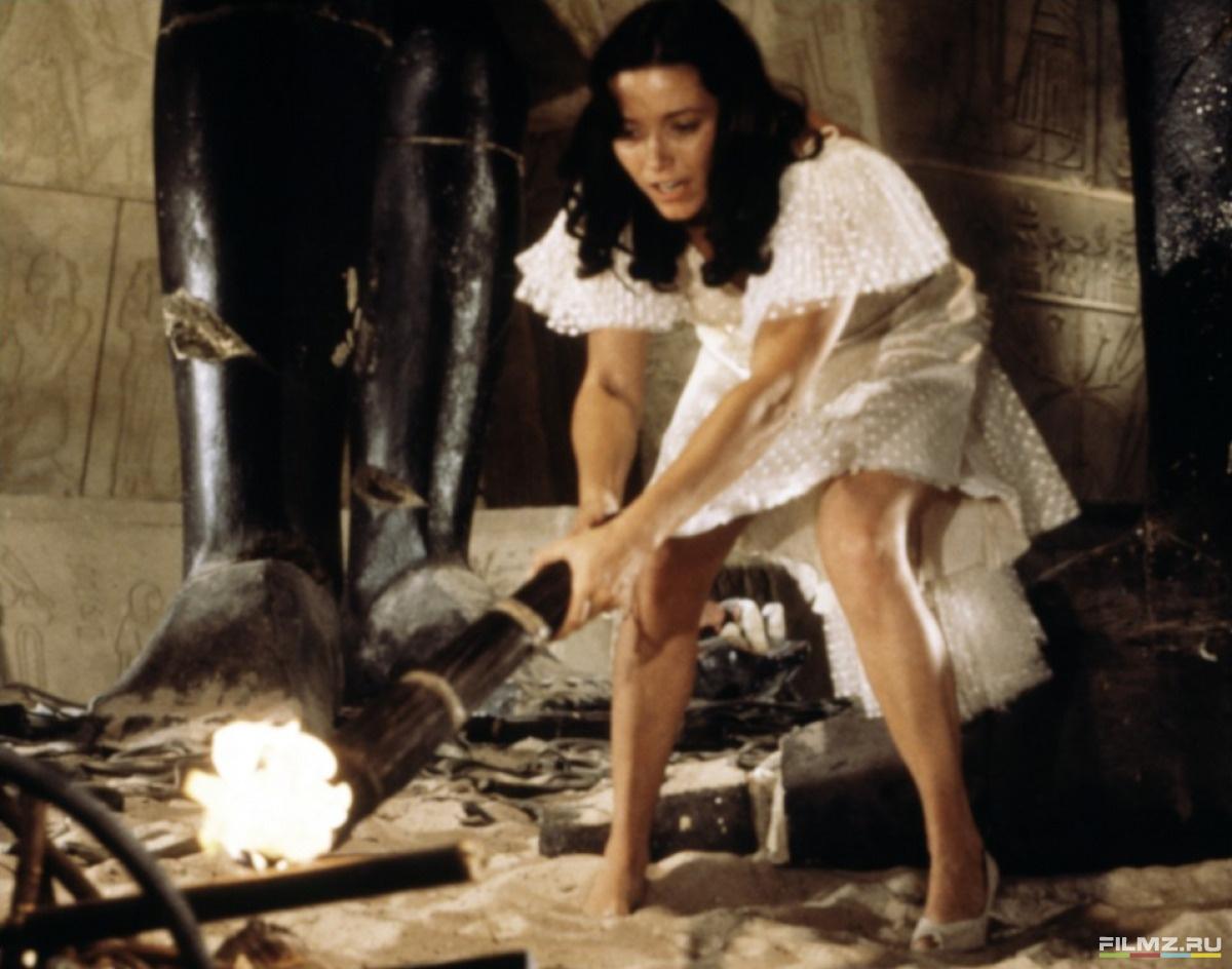 кадры из фильма Индиана Джонс: В поисках утраченного ковчега Карен Аллен,