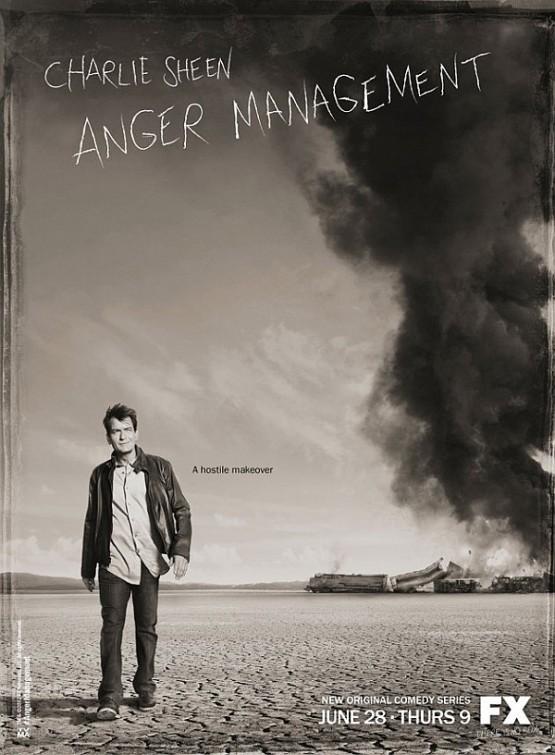 плакат фильма Управление гневом*
