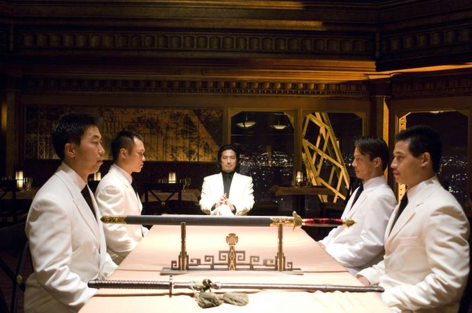 кадры из фильма Час пик 3 Хироюки Санада,