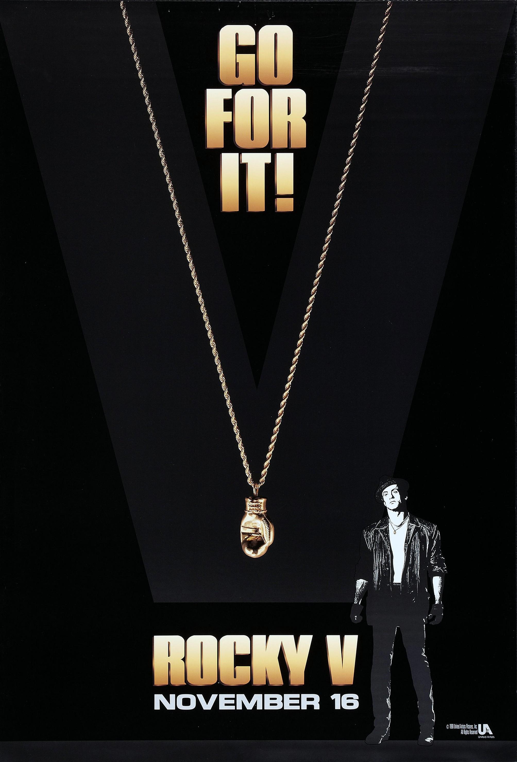 плакат фильма тизер Рокки V
