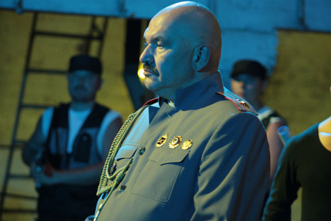 кадры из фильма Солдаты удачи Геннадий Венгеров,