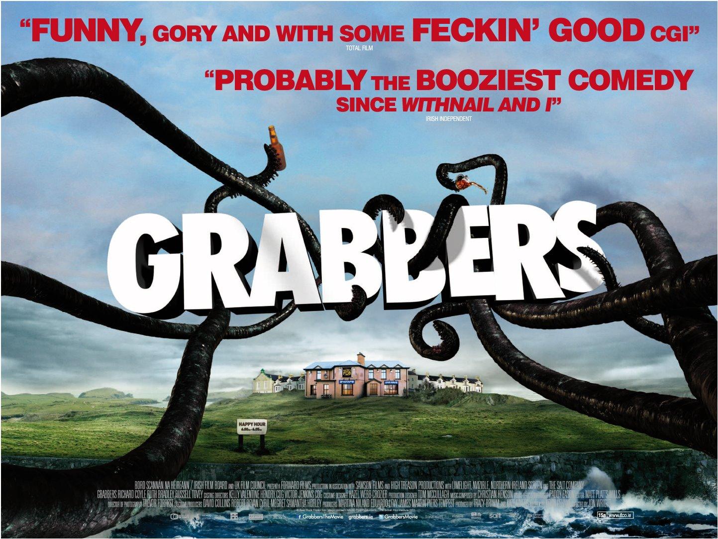 плакат фильма Грэбберсы