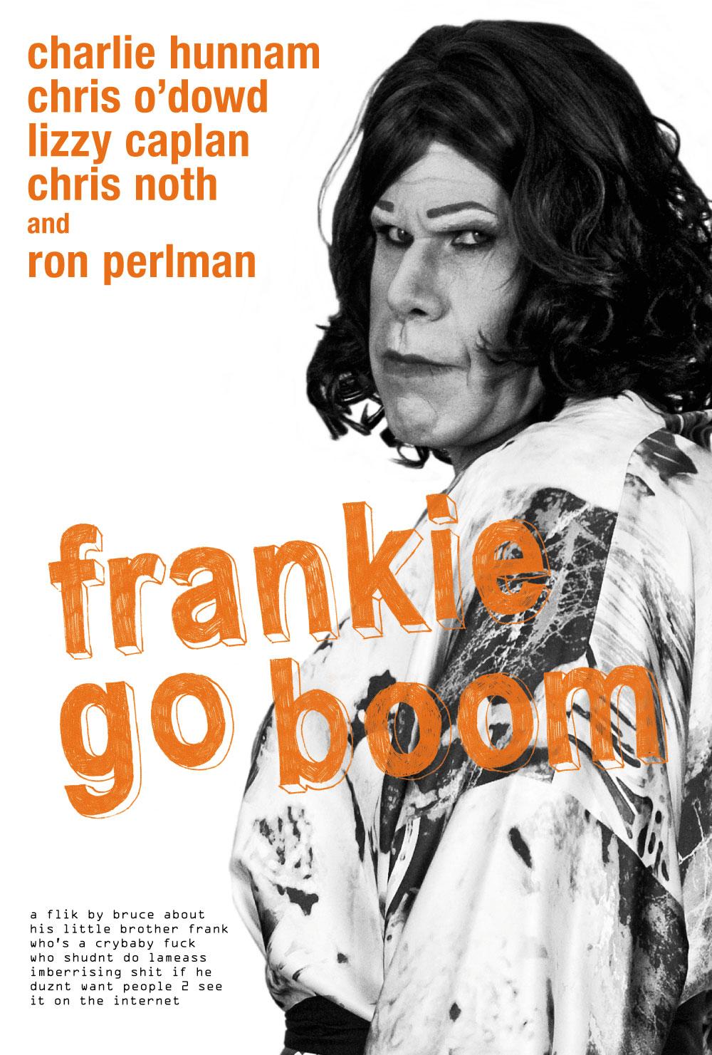 плакат фильма характер-постер Фрэнки наводит шорох*
