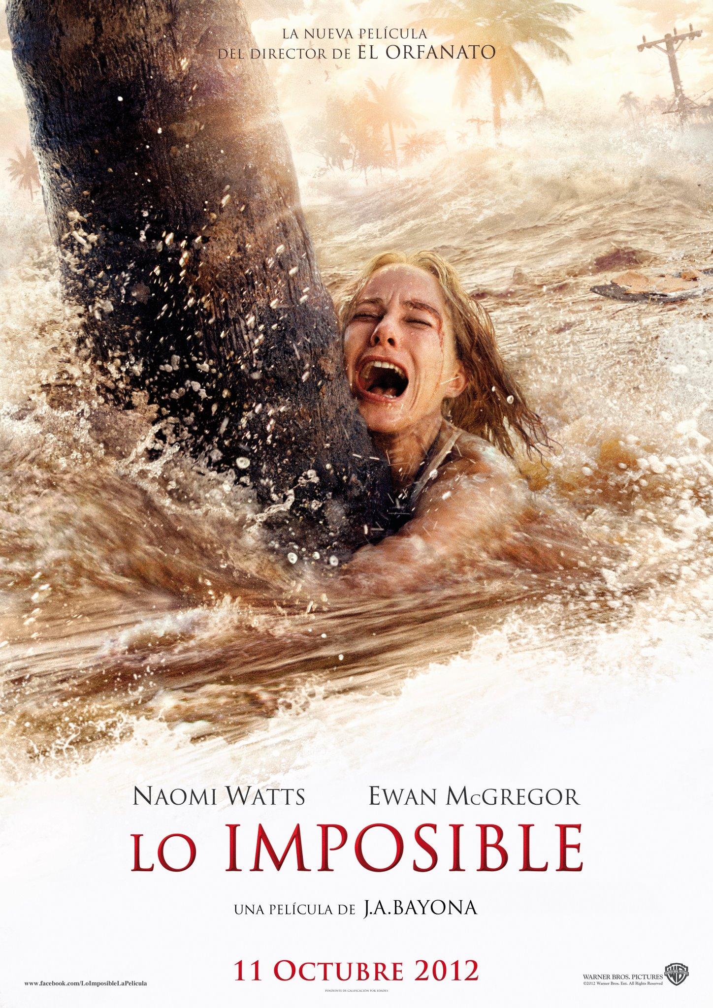 плакат фильма постер Невозможное
