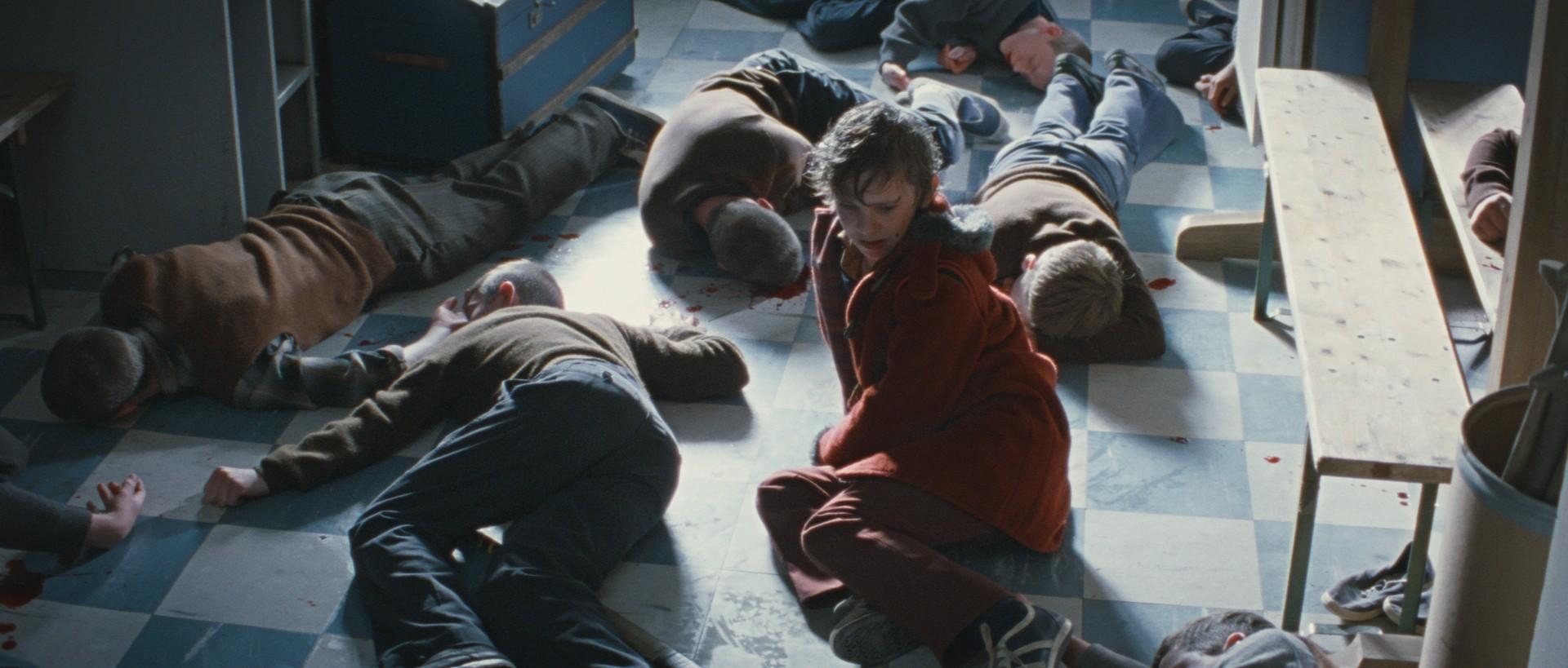 кадры из фильма Укрытие