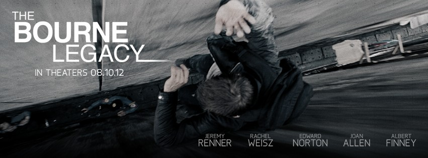плакат фильма баннер Эволюция Борна