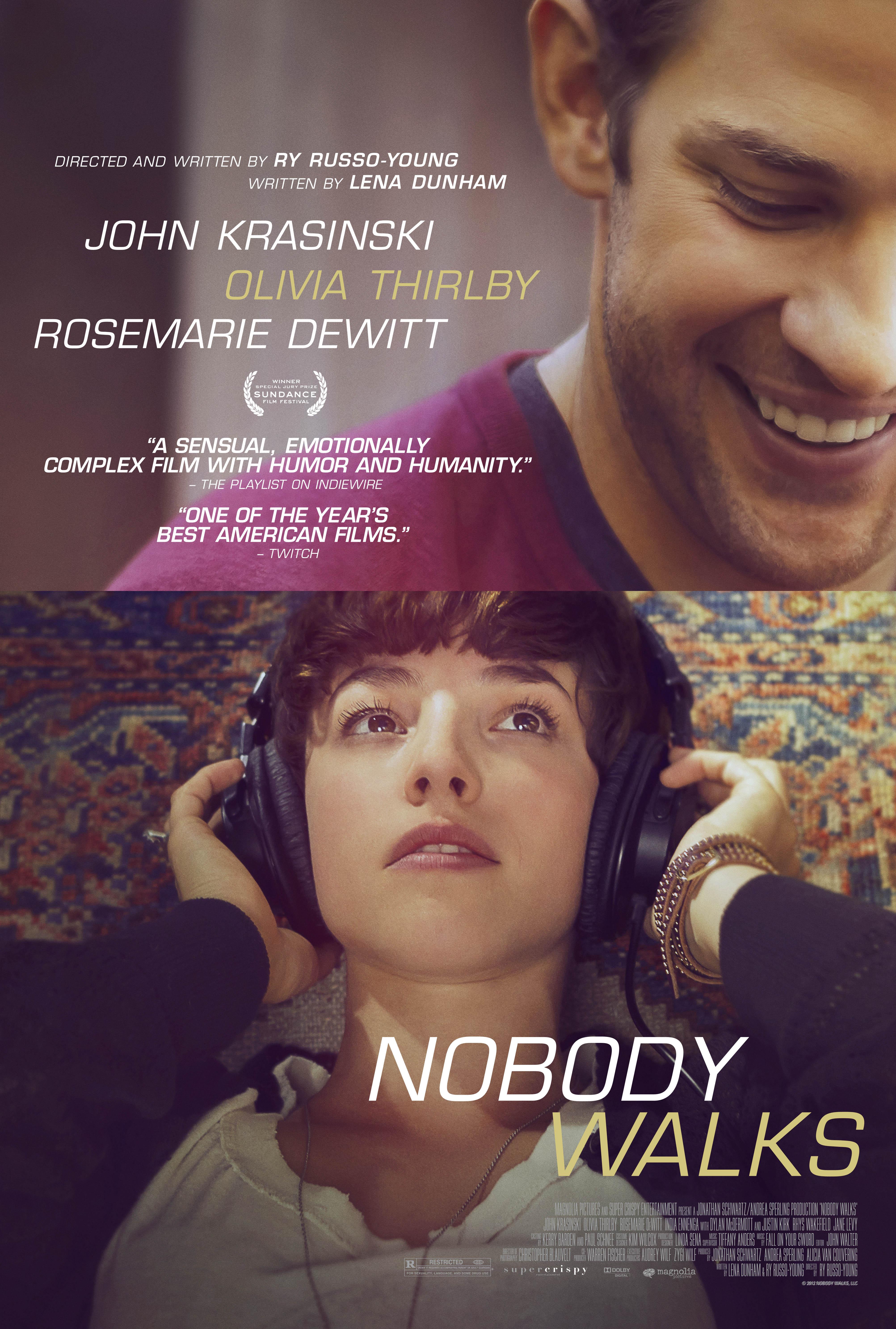 плакат фильма постер Никто не уходит*