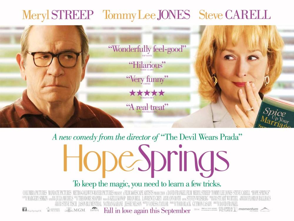 плакат фильма биллборды Весенние надежды