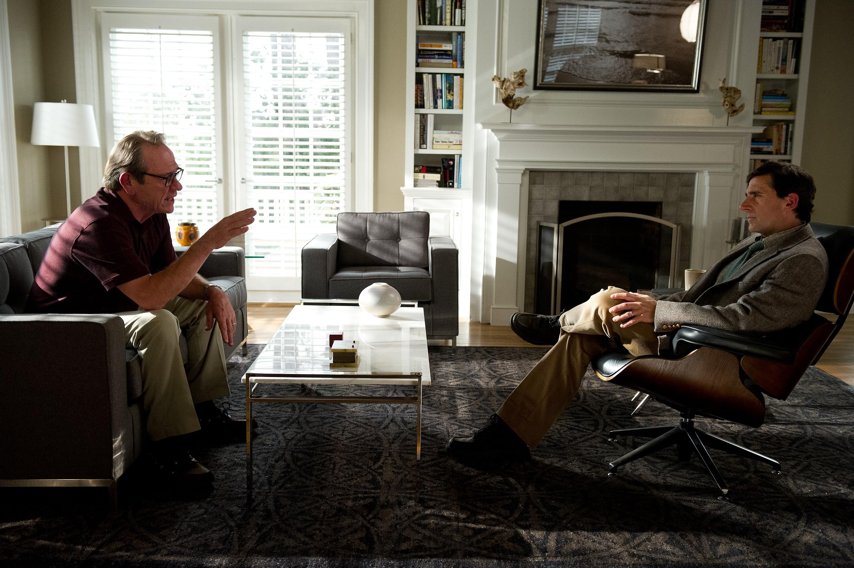 кадры из фильма Весенние надежды Томми Ли Джонс, Стив Карелл,
