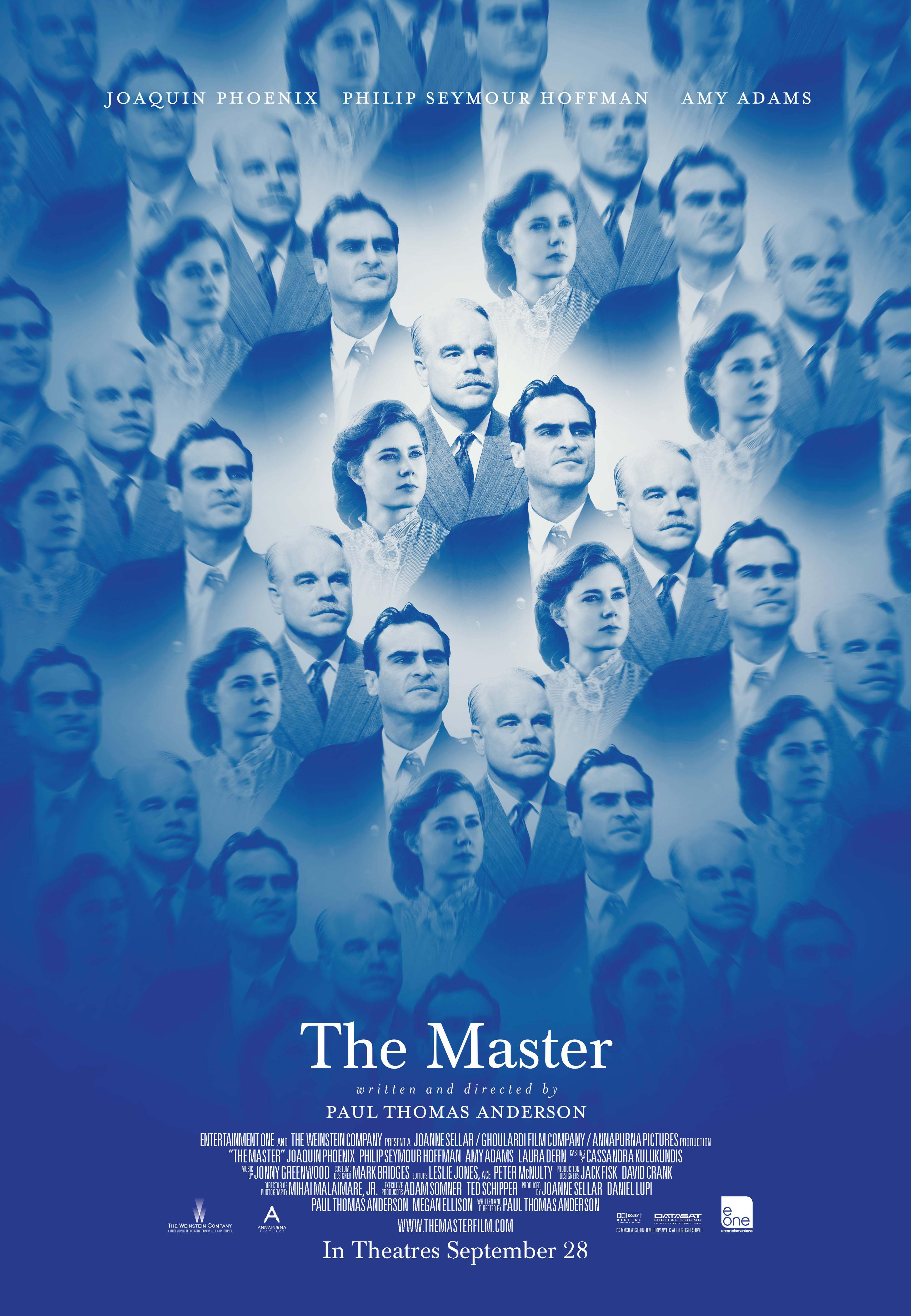 плакат фильма постер Мастер