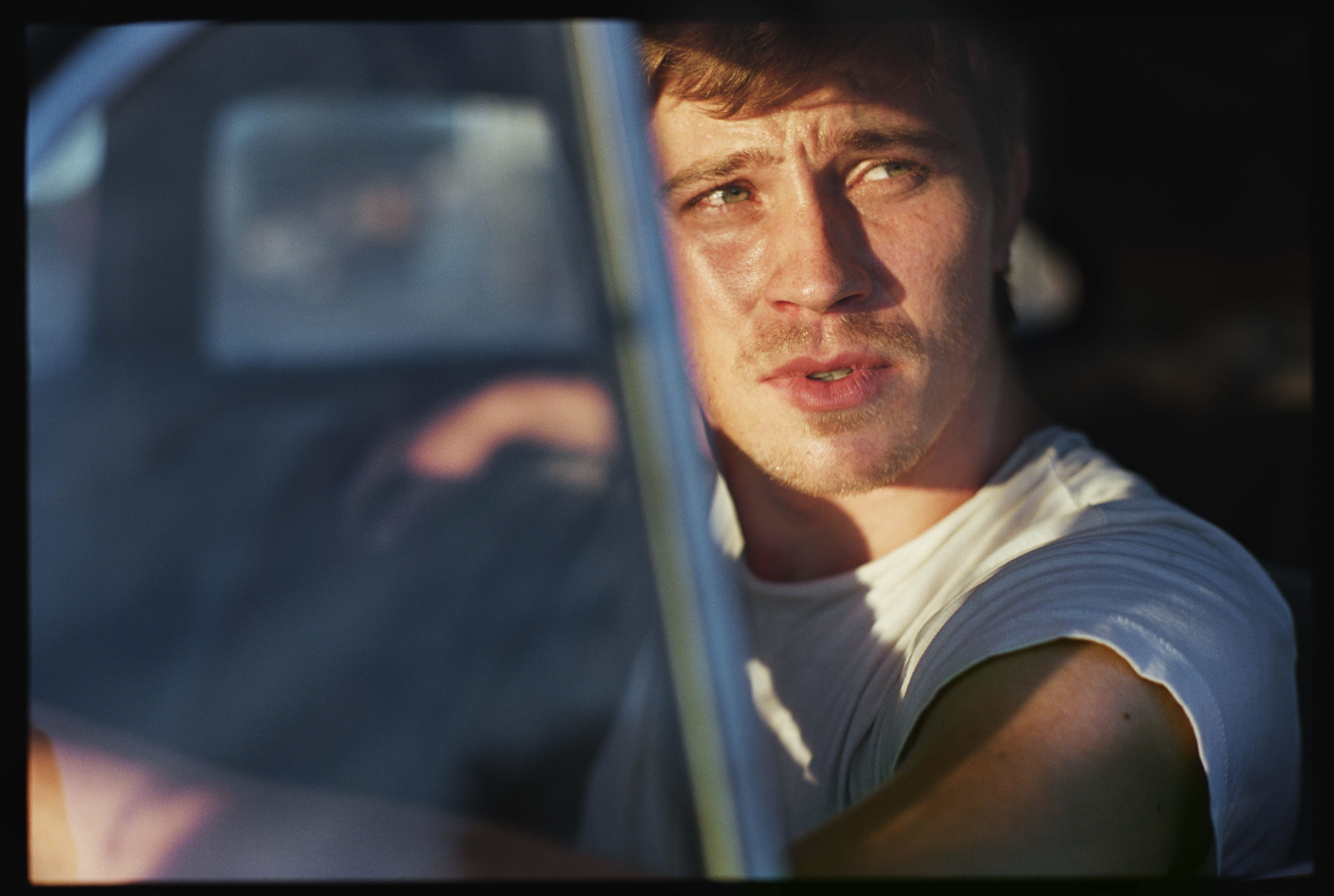 кадры из фильма На дороге Гарретт Хедланд,