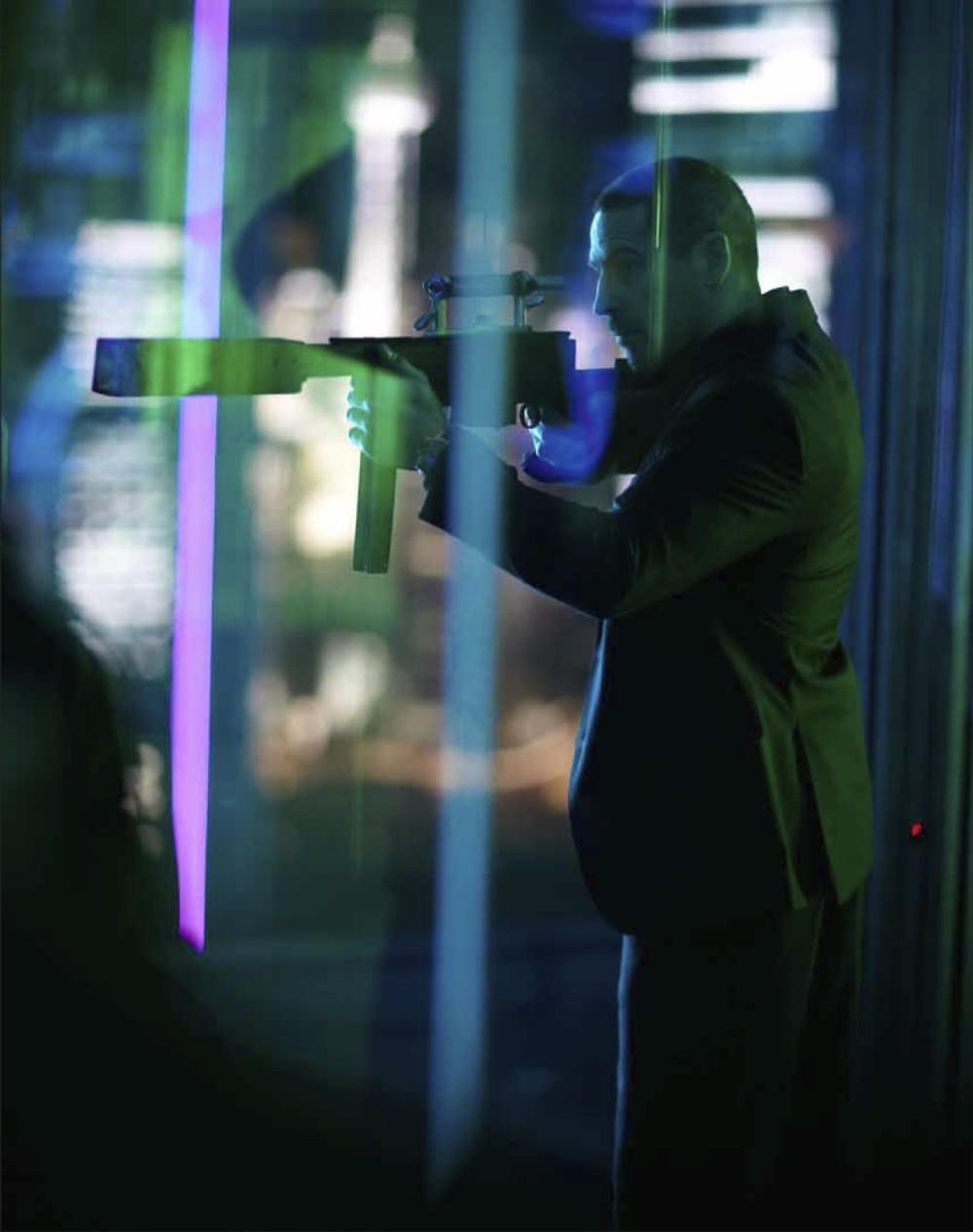 со съемок 007 Координаты Скайфолл