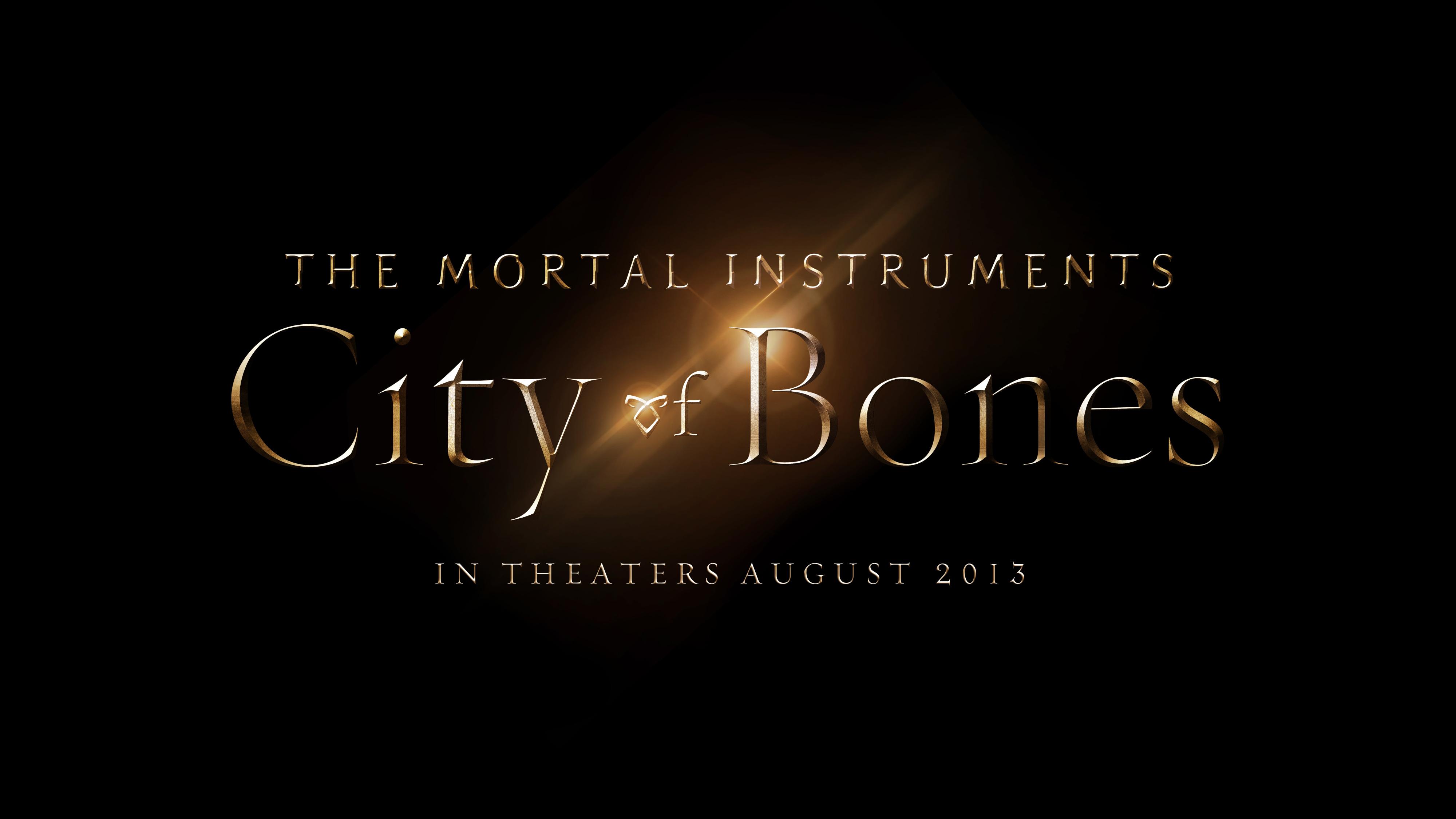 промо-слайды Орудия смерти: Город костей
