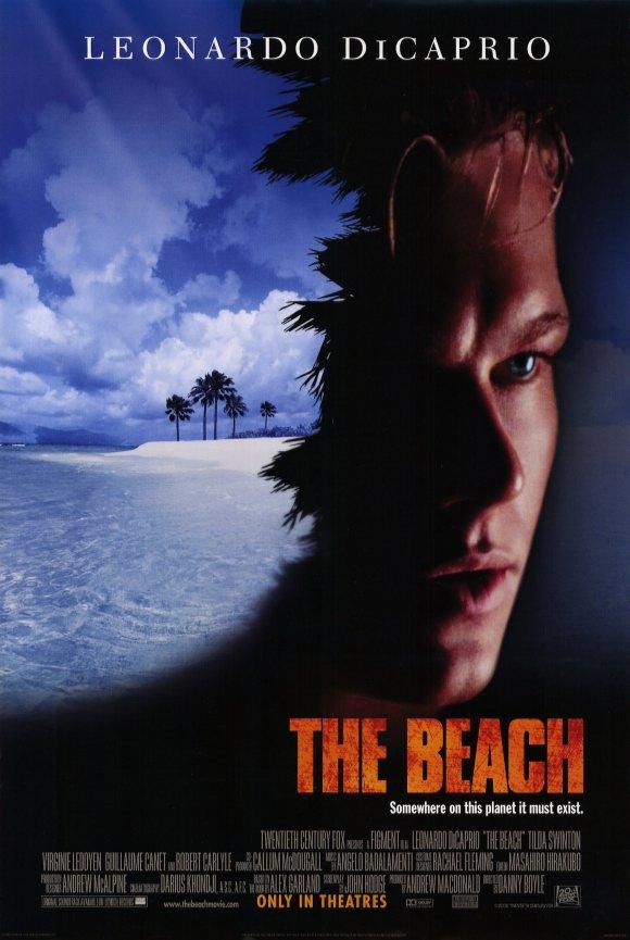 плакат фильма Пляж