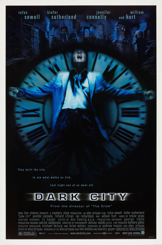 плакат фильма Темный город